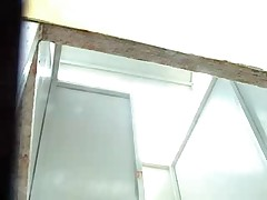 Hidden cam in beach cabin - 5