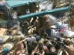Beach Fuckfest - sex in public
