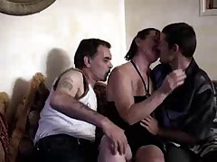 French Gangbang