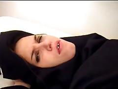 ARAB Muslim HIJAB Turbanli Girl FUCK - NV