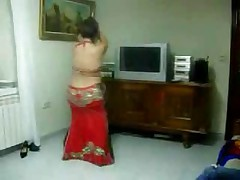 Arab Masturbation and dance 2 film in 1