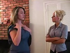 Lesbian at the office 2 of 4 D10