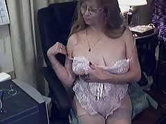 Lovely granny surrounding glasses 2