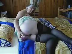 GrandPa and grandMa ( 75 years )