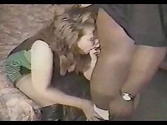 Horny bbc lover takes a few(cuckold)