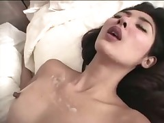 Thai Girl Hairy Pussy Long Nipples