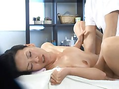 Wife cheating with her massager