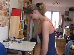 German Polish Teen Girl-- DP-- part1