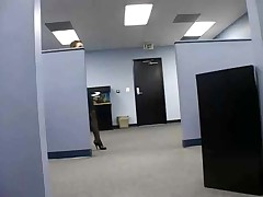 Office milf dp