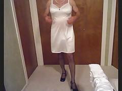 Kathleen's Good-looking White Slip