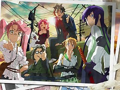 Highschool of the Dead OVA