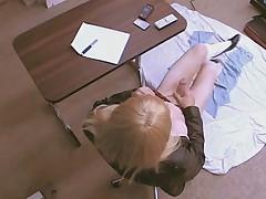 AllyCDTV in School Girl Behaving Badly