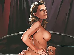 Angelina Jolie and other celebs turns into sluts!