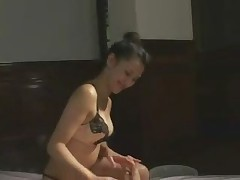 Oily Asian Milf Massage Sex With Facial Cumshot