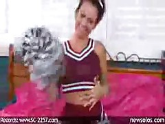 Horny Cheerleader
