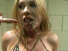 Mistress Katy Parker Punishing Hot Girl