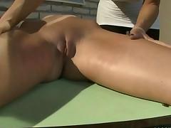 Mistress Punishing Beautiful Slavegirl
