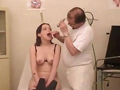 Teen Get Fucked By Her Doctor Pt1
