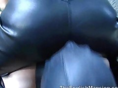 Leather Jeans Fuck