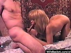 Russian MILF homemade fuck 3