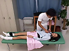 osaic: Perverted Doctor fucks young Patient