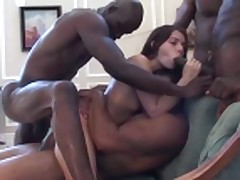 Interracial bigs cocks anal