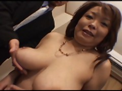 Mature Busty Asian
