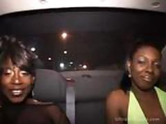 2 Nasty black ebonies team up