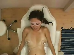 Young Japanese girl for massage and pleasure