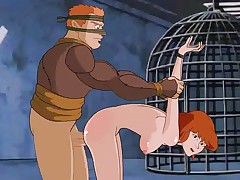 TMNT sex video