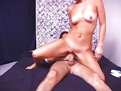 Lisa Nicholl gets pussy banged