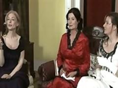 Nina Hartley & Nica Noelle Go At It