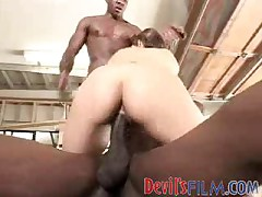 Angel And Mandingo - Eight Teen Tryouts Vol 09