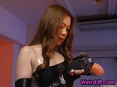 Asami Ogawa - Asami Ogawa Gets Fucked In All Holes By Monster 14 By Weirdjp