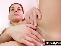 Monika - Miss Girl Extreme Cunt Gaping