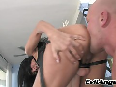 Shay Sights And Christian XXX - MILF Strap #01
