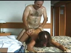 Lovely French Chick Indulging In Anal