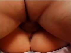 Fresh Amateur With Large Juggs Gets Reamed