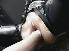 Latex Fisting