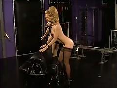 Kelle Caught Masturbating By Mistress