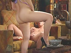Asian slut gets ass pounding