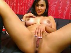 Indian Girl Doing Porn On Web Cam Look Like Mallu Girl
