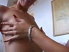 MILF And Employee Have A Lesbo Lesson