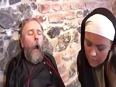 Nun Nice Super AnaL