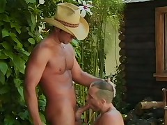 Dino Dimarco And Sweet Williams Have A Gay Fuck Fest