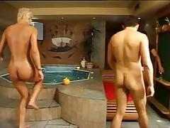 Very Nice Bi sex Massage. Anal