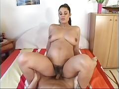 Horny Pregnant Busty