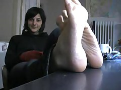 Hipster Girl Soles