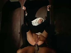 BBC for white nun