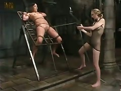 Maya BDSM with Chanta Rose